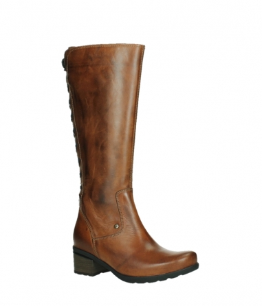 wolky high boots 07505 seoul 30430 cognac leather_3