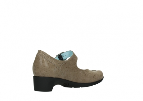 wolky court shoes 07808 opal 90150 taupe leather_10