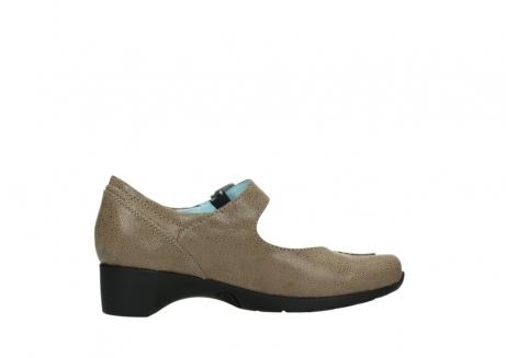 wolky court shoes 07808 opal 90150 taupe leather_12
