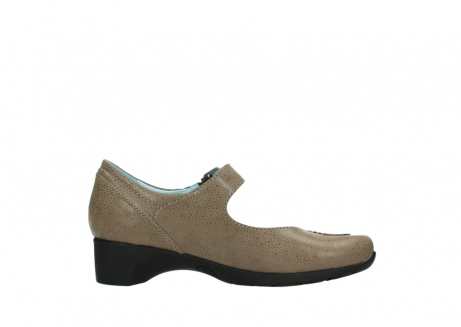 wolky court shoes 07808 opal 90150 taupe leather_13