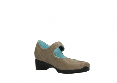 wolky court shoes 07808 opal 90150 taupe leather_16
