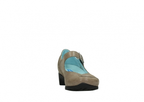 wolky court shoes 07808 opal 90150 taupe leather_18