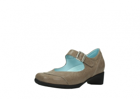 wolky court shoes 07808 opal 90150 taupe leather_22