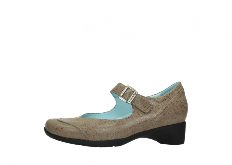 wolky court shoes 07808 opal 90150 taupe leather_24