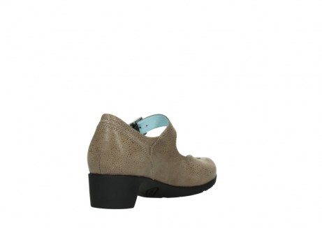 wolky court shoes 07808 opal 90150 taupe leather_9