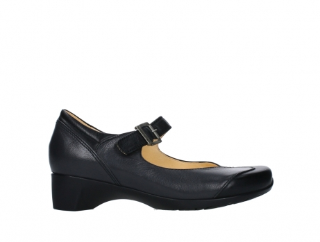 wolky mary janes 07808 opal 91000 black leather_1