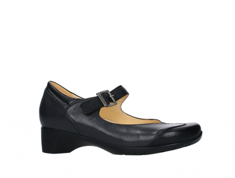 wolky mary janes 07808 opal 91000 black leather_2