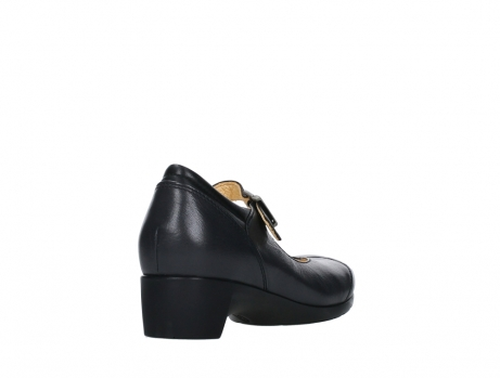 wolky mary janes 07808 opal 91000 black leather_21