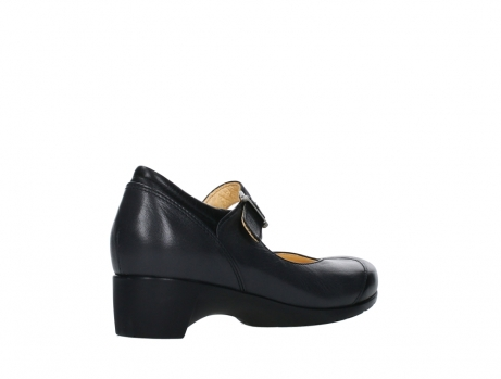 wolky mary janes 07808 opal 91000 black leather_22