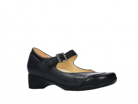 wolky mary janes 07808 opal 91000 black leather_3