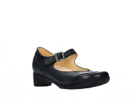 wolky mary janes 07808 opal 91000 black leather_4