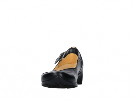 wolky mary janes 07808 opal 91000 black leather_8
