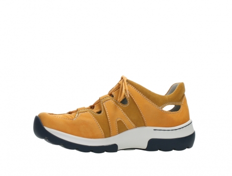 wolky lace up shoes 03028 nortec 11550 orange ochre nubuck_12