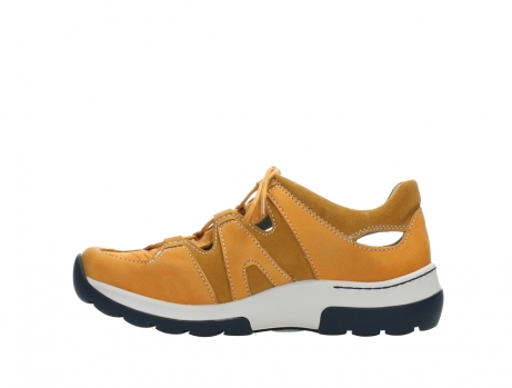 wolky lace up shoes 03028 nortec 11550 orange ochre nubuck_13