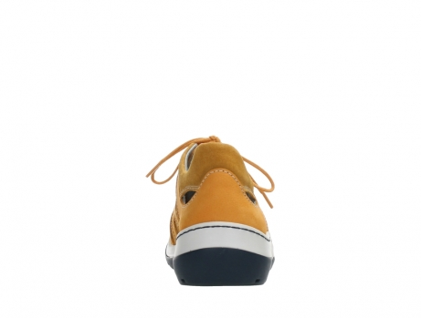 wolky lace up shoes 03028 nortec 11550 orange ochre nubuck_19