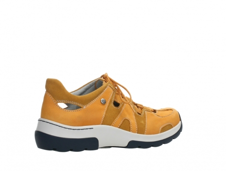 wolky lace up shoes 03028 nortec 11550 orange ochre nubuck_23