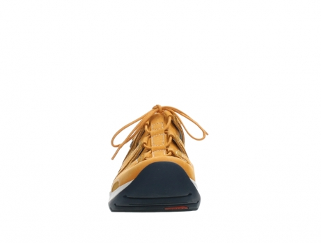 wolky lace up shoes 03028 nortec 11550 orange ochre nubuck_7