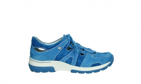 wolky lace up shoes 03028 nortec 11865 royal blue nubuck_1