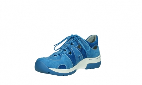 wolky lace up shoes 03028 nortec 11865 royal blue nubuck_10