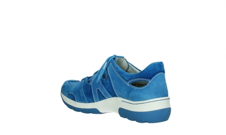 wolky lace up shoes 03028 nortec 11865 royal blue nubuck_16