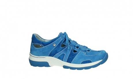 wolky lace up shoes 03028 nortec 11865 royal blue nubuck_2