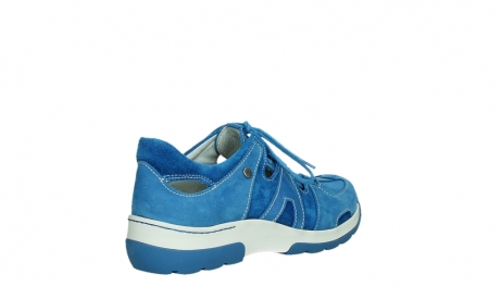 wolky lace up shoes 03028 nortec 11865 royal blue nubuck_22