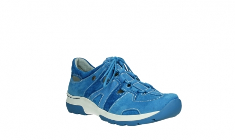 wolky lace up shoes 03028 nortec 11865 royal blue nubuck_4