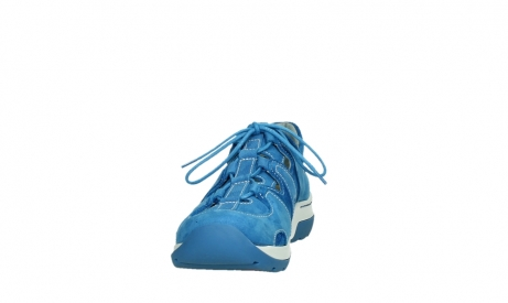 wolky lace up shoes 03028 nortec 11865 royal blue nubuck_8