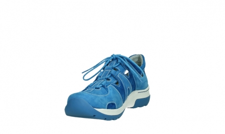wolky lace up shoes 03028 nortec 11865 royal blue nubuck_9