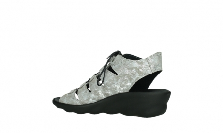wolky sandalen 03126 arena 48150 taupe printed suede_15