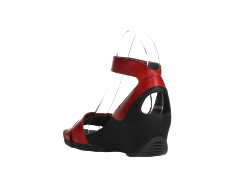 wolky sandalen 03776 era 20500 red leather_17