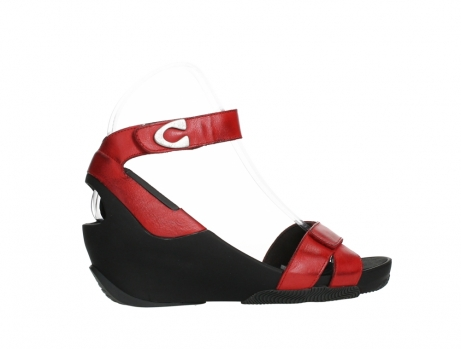 wolky sandalen 03776 era 20500 red leather_24