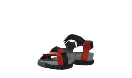 wolky sandalen 05450 cradle 30500 red leather_10