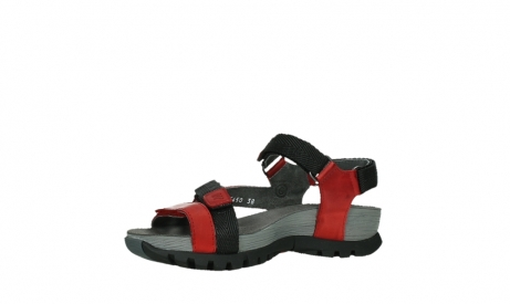 wolky sandalen 05450 cradle 30500 red leather_11