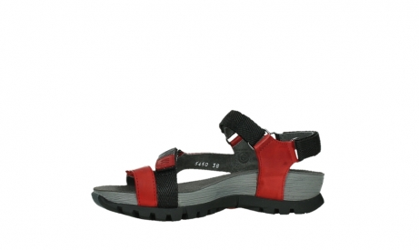 wolky sandalen 05450 cradle 30500 red leather_12