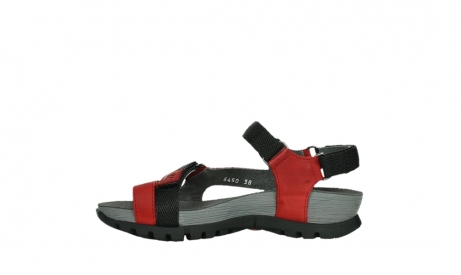 wolky sandalen 05450 cradle 30500 red leather_13