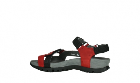 wolky sandalen 05450 cradle 30500 red leather_14