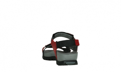 wolky sandalen 05450 cradle 30500 red leather_18