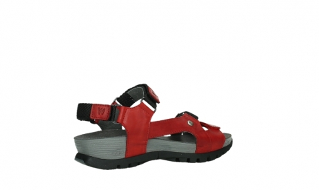 wolky sandalen 05450 cradle 30500 red leather_23