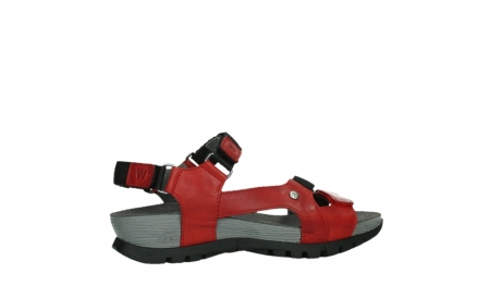 wolky sandalen 05450 cradle 30500 red leather_24