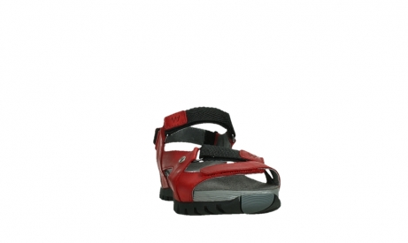 wolky sandalen 05450 cradle 30500 red leather_6