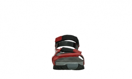 wolky sandalen 05450 cradle 30500 red leather_7