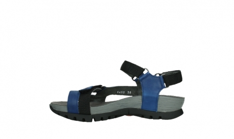 wolky sandalen 05450 cradle 30840 jeansblue leather_13