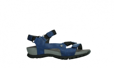 wolky sandalen 05450 cradle 30840 jeansblue leather_2