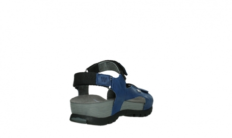wolky sandalen 05450 cradle 30840 jeansblue leather_21