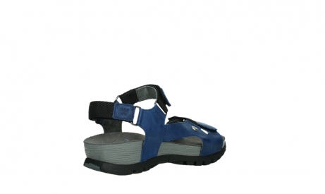 wolky sandalen 05450 cradle 30840 jeansblue leather_22