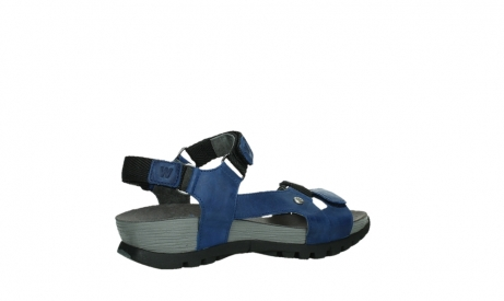 wolky sandalen 05450 cradle 30840 jeansblue leather_23