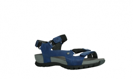 wolky sandalen 05450 cradle 30840 jeansblue leather_3