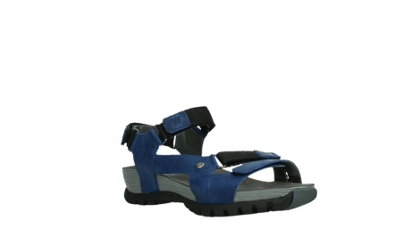 wolky sandalen 05450 cradle 30840 jeansblue leather_4