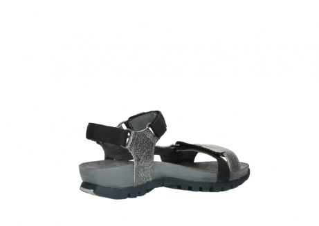 wolky sandalen 05450 cradle 93200 grey leather_11